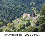 view of osios david monastery ... | Shutterstock . vector #191838497
