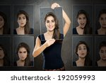 disguised | Shutterstock . vector #192059993