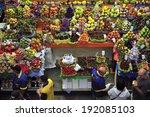 sao paulo  brazil     november. ... | Shutterstock . vector #192085103