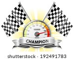 concept   winner  champion.... | Shutterstock . vector #192491783