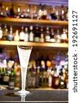 frozen glass ready to shot. | Shutterstock . vector #192691127