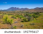The Flinders Ranges  South...