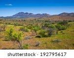 The Flinders Ranges  South...