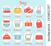 Cute and Colorful Bag Collection
