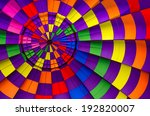 Multi Colored Hot Air Balloon...