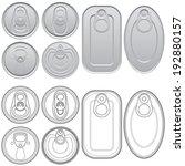 layered vector illustration of... | Shutterstock .eps vector #192880157