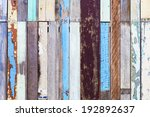 wood plank texture background | Shutterstock . vector #192892637