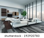 picture of modern living room... | Shutterstock . vector #192920783