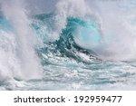 ocean wave | Shutterstock . vector #192959477