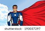 super duper american | Shutterstock . vector #193037297
