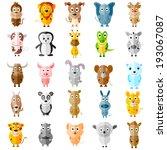 easy to edit vector... | Shutterstock .eps vector #193067087