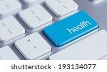 high resolution health concept | Shutterstock . vector #193134077