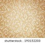 excellent seamless floral...   Shutterstock . vector #193152203