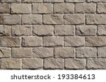 The Texture Of Stone Walls