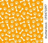 Animal Seamless Vector Pattern...