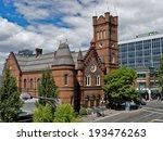 victoria  bc   circa may 2014   ... | Shutterstock . vector #193476263