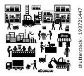 manufacturer and distributor... | Shutterstock .eps vector #193721447