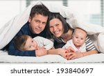 happy family  mother  father... | Shutterstock . vector #193840697