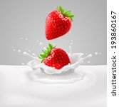 raster version. appetizing... | Shutterstock . vector #193860167