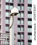 cctv in the city | Shutterstock . vector #193973597