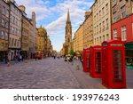 street view of edinburgh ...