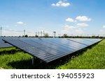 sola energy | Shutterstock . vector #194055923