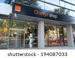 Bucharest Romania May18 Orange...