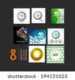 vector mega collection of... | Shutterstock .eps vector #194151023