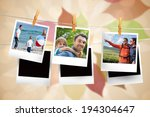 composite image of instant... | Shutterstock . vector #194304647
