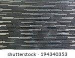 silver metal texture abstract... | Shutterstock . vector #194340353