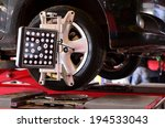set against the center wheel ... | Shutterstock . vector #194533043