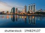 Bangkok City Downtown At...
