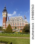 The Town Hall Of Calais  Franc...