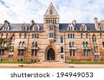 Christ Church Oxford Universit...