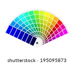 color palette guide for print