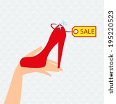 Red Shoe Presentation For Sale...