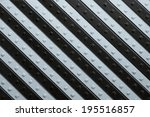 fragment of the ancient riveted ... | Shutterstock . vector #195516857