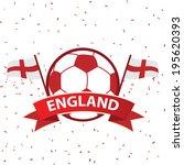 soccer  vector | Shutterstock .eps vector #195620393