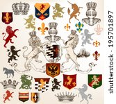 animal,antique,armor,arms,badge,baroque,chivalry,coat,corner,corona,coronet,crest,cross,crown,de