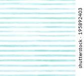 blue stripes on white... | Shutterstock . vector #195892403
