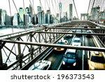 Speeding Cars On Brooklyn...
