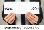 closeup of male hands holding...   Shutterstock . vector #196466777