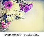 Beautiful Flower Background...