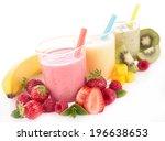smoothie | Shutterstock . vector #196638653