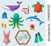 adorable,ahoy,algae,beach,cartoon,collection,cruise,design,dive,diver,diving,dolphin,element,fish,flat