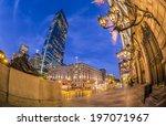 boston  usa   june 2  panoramic ... | Shutterstock . vector #197071967