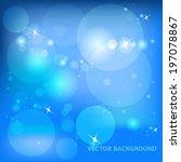 vector background | Shutterstock .eps vector #197078867