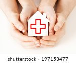 healthcare  medicine and... | Shutterstock . vector #197153477