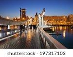 Rambla De Mar Wooden Walkway...