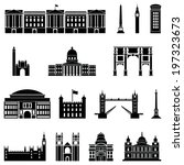 vector illustration of london...   Shutterstock .eps vector #197323673